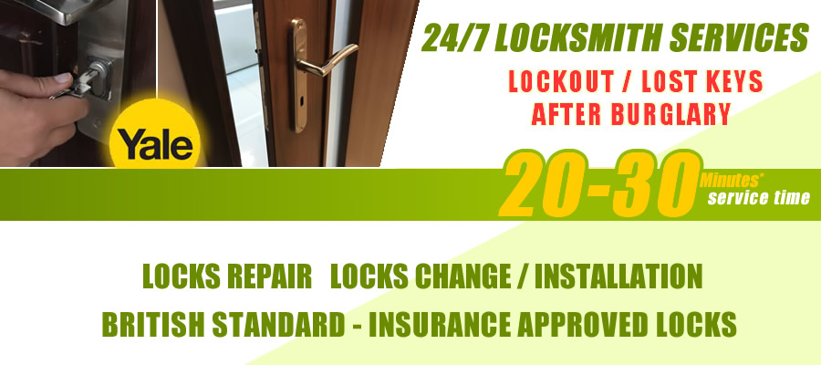 Cuddington locksmith services